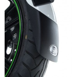 Extension de garde-boue avant R&G RACING noir Kawasaki Versys 650