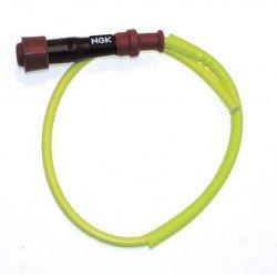 Faisceau d'allumage NGK SY11 droit pour bougie sans olive - cable 50cm