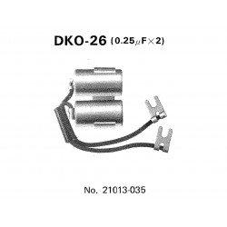 Condensateur TOURMAX Kawasaki