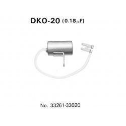 Condensateur TOURMAX Suzuki