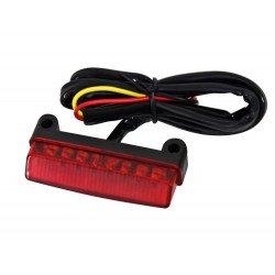 Ampoule RACETECH LED pour garde-boue rouge Honda CRF250X