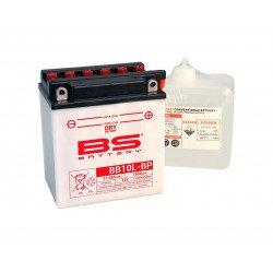 Batterie BS BATTERY BB10L-BP haute performance livrée avec pack acide