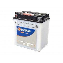 Batterie TECNIUM BB10L-A2 conventionnelle livrée avec pack acide
