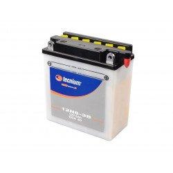 Batterie TECNIUM 12N5-3B conventionnelle livrée avec pack acide