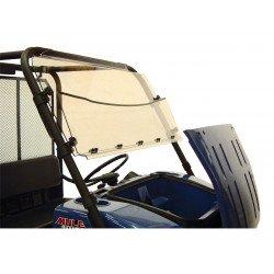 Pare-brise Dimension 2 complet pliable Kawasaki Mule 4000/4010