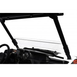 Pare-brise DIRECTION 2 bas polycarbonate Polaris RZR 1000