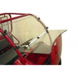 Pare-brise Dimension 2 complet pliable Kawasaki Mule 610