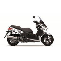 Kit déco KUTVEK Velocity blanc/noir Yamaha X-Max 125/250
