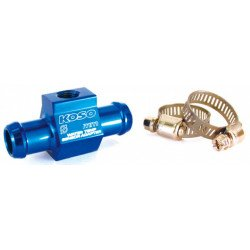 Adaptateur de sonde de température d'eau Koso pour durite Ø22mm