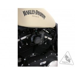 Support klaxon DENALI SoundBomb Harley Davidson