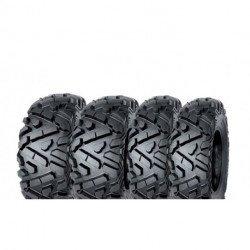 Train de pneus utilitaire ART TOP DOG (2 x 25x8-12 + 2 x 25x10-12)