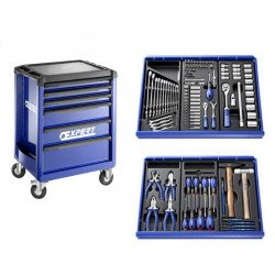 Servante équipée EXPERT 123 outils