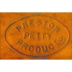 Garde-boue avant PRESTON PETTY Vintage Muder orange citrouille