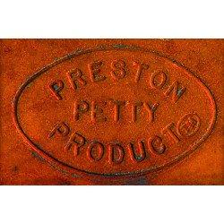 Garde-boue avant PRESTON PETTY Vintage MX orange foncé