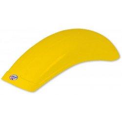Garde-boue arrière UFO universel medium jaune