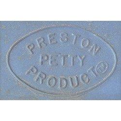 Garde-boue arrière PRESTON PETTY Vintage MX gris