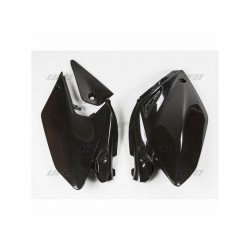 Plaques latérales UFO noir Honda CRF250X