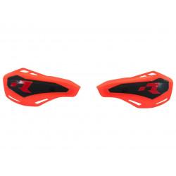 Coque de remplacement RACETECH protège-mains HP1 orange fluo