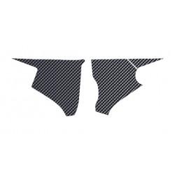 Sticker boîte à air BLACKBIRD Carbon Look Yamaha WR250F/450F