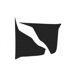 Sticker boîte à air BLACKBIRD Carbon Look Yamaha YZ250F/450F