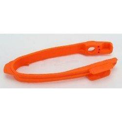 Patin de bras oscillant UFO orange KTM