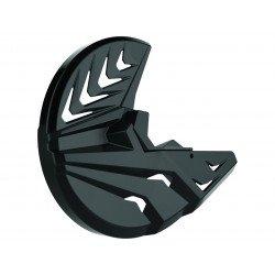 Protection de bas de fourche et disque avant POLISPORT noir KTM/Husqvarna