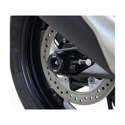 Protection de bras oscillant R&G RACING noir BMW G310R