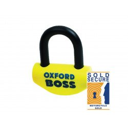 Bloque disque OXFORD Big Boss Ø16mm jaune