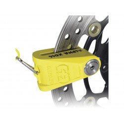 Bloque disque OXFORD Alpha XD14 Ø14mm jaune