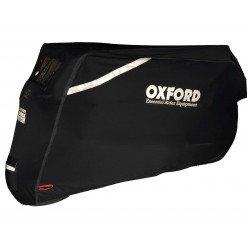 HOUSSE DE PROTECTION EXTÉRIEUR OXFORD PROTEX STRETCH NOIR TAILLE XL