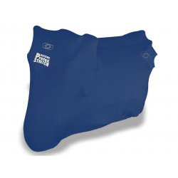 Housse de protection OXFORD Protex Stretch Indoor Stretch-fit bleu taille L