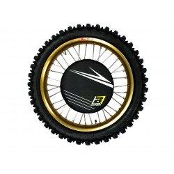 Housses de protection de disques de frein BLACKBIRD noir