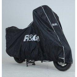Housse de protection extérieure R&G RACING Urban noir taille S