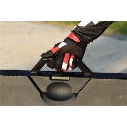 Tapis récupérateur pliable POLISPORT Bike Mat noir