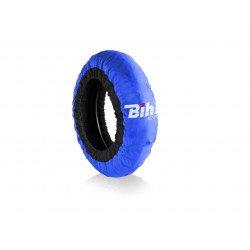 Couvertures chauffantes BIHR Home Track EVO2 autorégulée bleu pneus 180-200mm