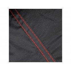 Housse de protection extérieure BIHR compatible bulle haute noir taille XL