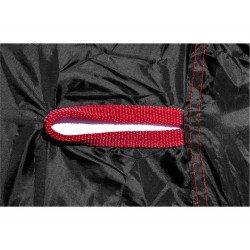 Housse de protection extérieure BIHR compatible Top Case noir taille L