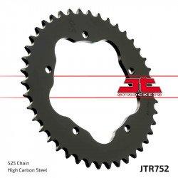 Couronne JT SPROCKETS 36 dents acier standard pas 525 type 752