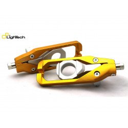 Tendeur de chaine LIGHTECH or Suzuki GSX-R1000 - TESU005ORO