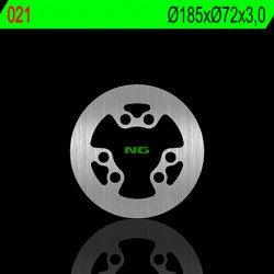 Disque de frein NG 021 rond fixe