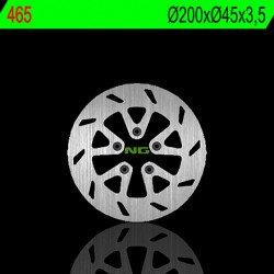 Disque de frein NG 053 rond fixe