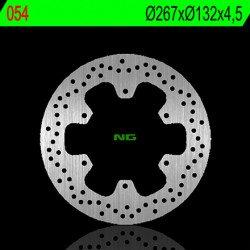 Disque de frein NG 054 rond fixe
