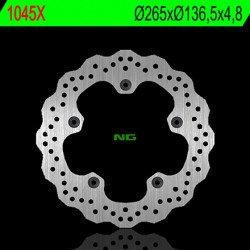 Disque de frein NG 1045X pétale fixe