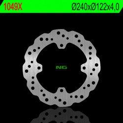 Disque de frein NG 1049X pétale fixe