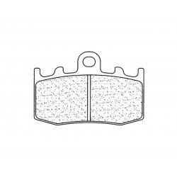 Plaquettes de frein CL BRAKES 1101XBK5 métal fritté