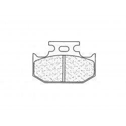 Plaquettes de frein CL BRAKES 1102X59 métal fritté