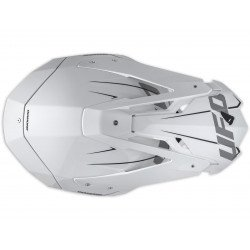 Casque UFO Diamond blanc taille L