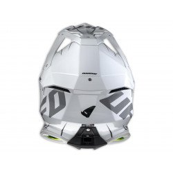 Casque UFO Diamond blanc taille XL