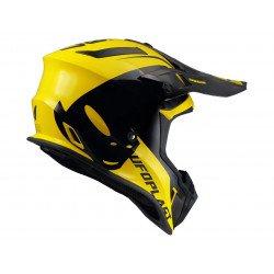 Casque UFO Quiver Shedir noir/jaune M