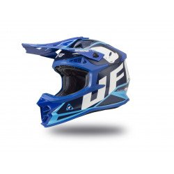 Casque UFO Intrepid Blue/Blue Sky taille M